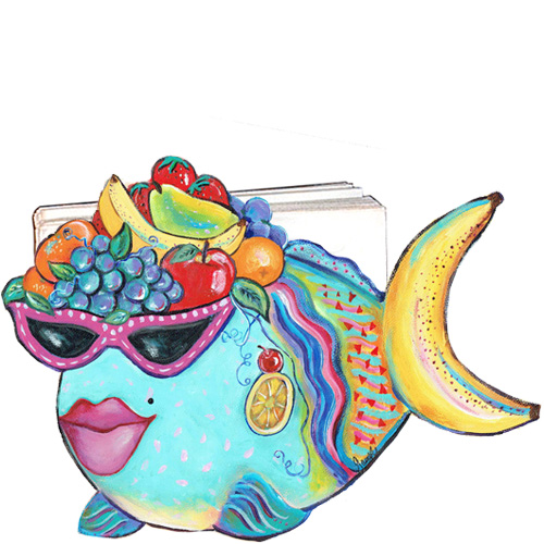 Whimsical fish