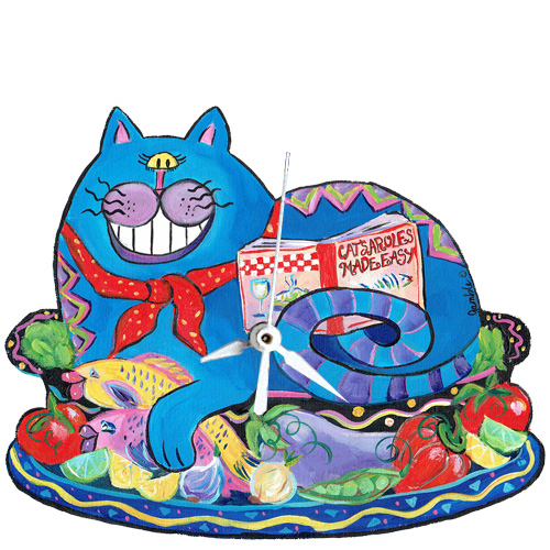 Whimsical cat